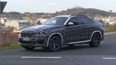 BMW X6 2019: il video della nuova X6