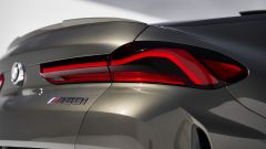 BMW X6 2019 luci a LED posteriori