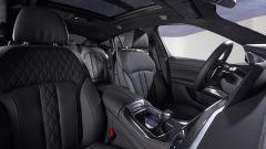 BMW X6 2019 sedili