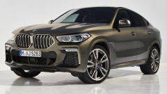 BMW X6 2019 statica 3/4 anteriore