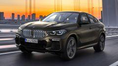 BMW X6 2019 vista 3/4 frontale