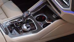 BMW X6 2020, cambio automatico a 8 rapporti di serie