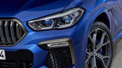 BMW X6 2020, fari full LED di serie