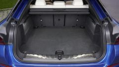 BMW X6 2020, il vano bagagli
