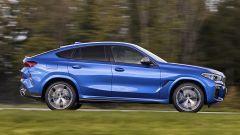 BMW X6 2020, la fiancata