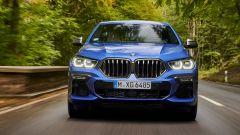 BMW X6 2020, l'anteriore