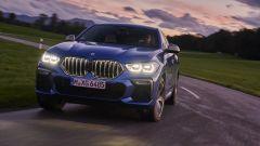 BMW X6 2020, terza generazione del classico