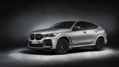 BMW X6 M Competition First Edition: 3/4 anteriore