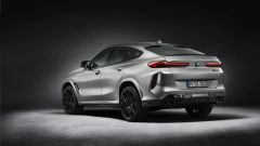 BMW X6 M Competition First Edition: posteriore