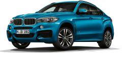 BMW X6 M Sport Edition e BMW X5 Special Edition: in vendita da dicembre