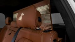 BMW X7 by Poldo Dog Couture: auto a misura di amici a 4 zampe