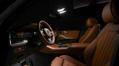 BMW X7 by Poldo Dog Couture: interni artigianali