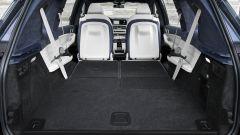 BMW X7, capacità di carico degna di un van