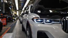 BMW X7: le prime immagini ufficiali - Immagine: 5