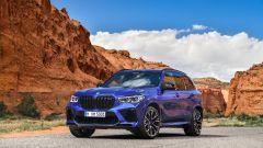BMW X7 e le sue griglie, grandi ma diverse