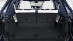 BMW X7, il bagagliaio