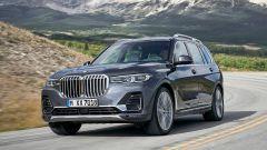 BMW X7, ecco il SUV super-lusso secondo Monaco - Immagine: 1