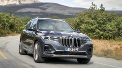 BMW X7, ecco il SUV super-lusso secondo Monaco - Immagine: 8