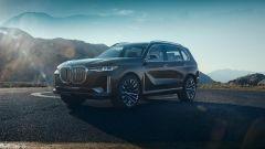 BMW X7 Concept: le foto in anteprima - Immagine: 1