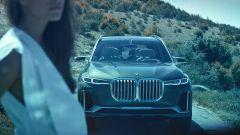 BMW X7 Concept: le foto in anteprima - Immagine: 3