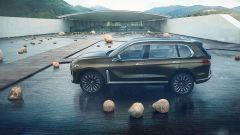 BMW X7 Concept: le foto in anteprima - Immagine: 6