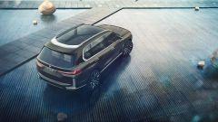 BMW X7 Concept: le foto in anteprima - Immagine: 8