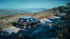 BMW X7 Concept: le foto in anteprima - Immagine: 9