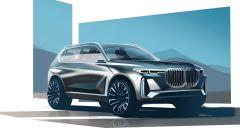 BMW X7 Concept: le foto in anteprima - Immagine: 16