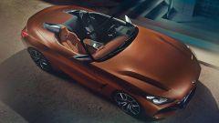 BMW Z4 2018: ecco la concept che prefigura il nuovo modello