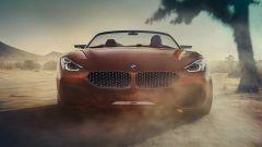 BMW Z4 Concept incanta il Salone di Francoforte 2017 - Immagine: 3