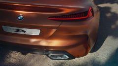 BMW Z4 Concept incanta il Salone di Francoforte 2017 - Immagine: 10