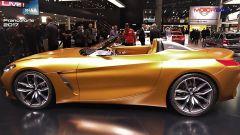BMW Z4 Concept incanta il Salone di Francoforte 2017 - Immagine: 17