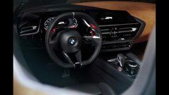 BMW Z4 2018: il volante