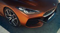 BMW Z4 2018: lo spoiler