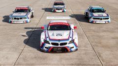 BMW Z4 GTLM 40th Anniversary Design - Immagine: 10
