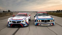 BMW Z4 GTLM 40th Anniversary Design - Immagine: 4