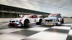 BMW Z4 GTLM 40th Anniversary Design - Immagine: 1