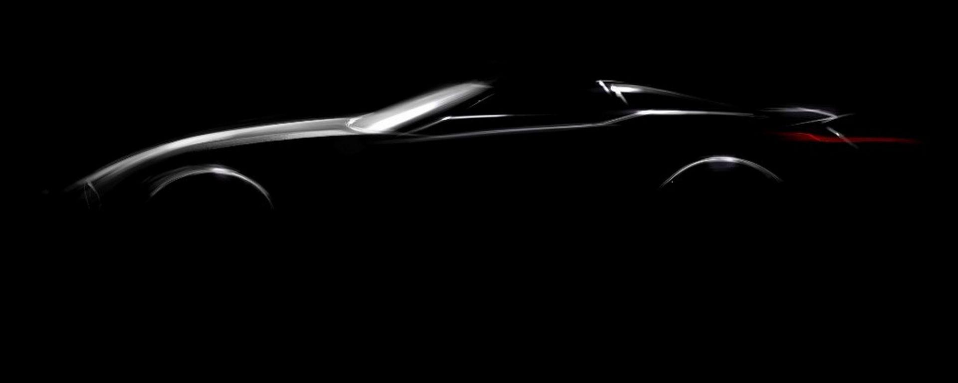 BMW Z4: l'erede sarà a Pebble Beach