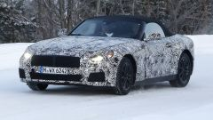 BMW Z5, la foto spia