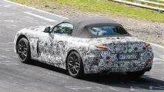 BMW Z5, prove tecniche al Nurburgring