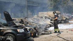 Bologna: aggiornamenti dopo l'esplosione del camion cisterna - Immagine: 7