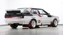 Bonhams: all'asta una Audi Quattro speciale - Immagine: 3