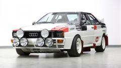Bonhams: all'asta una Audi Quattro speciale - Immagine: 2