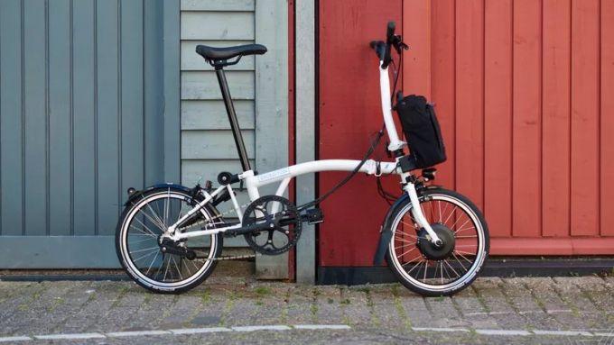 Bonus bici 2020: Brompton Electric