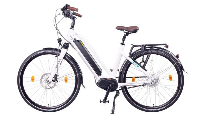 Bonus bici 2020: NCM Milano Max N8R