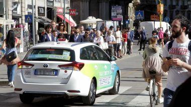 Bonus taxi: per residenti nelle grandi città