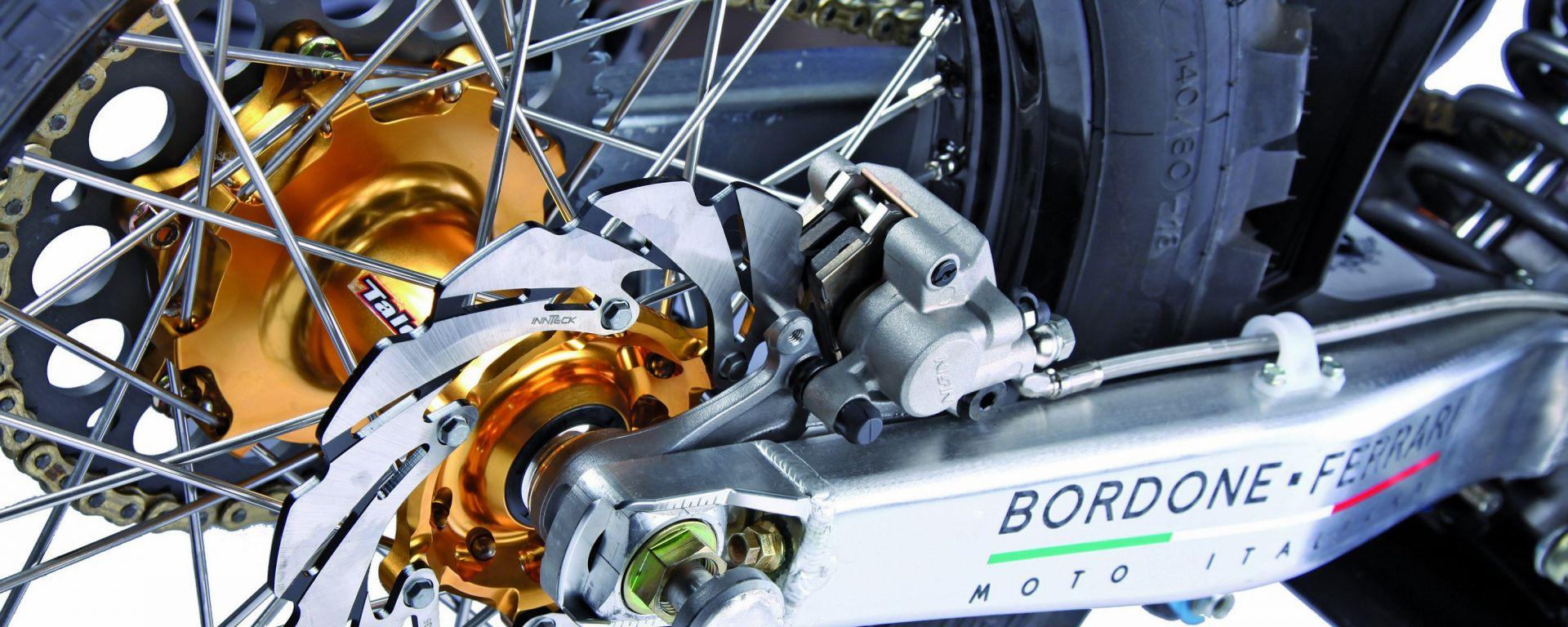 Bordone - Ferrari Moto Italiana Mi1, nuove foto ufficiali