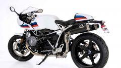 BOS SSEC: doppio silenziatore per BMW R Nine T Racer - Immagine: 1