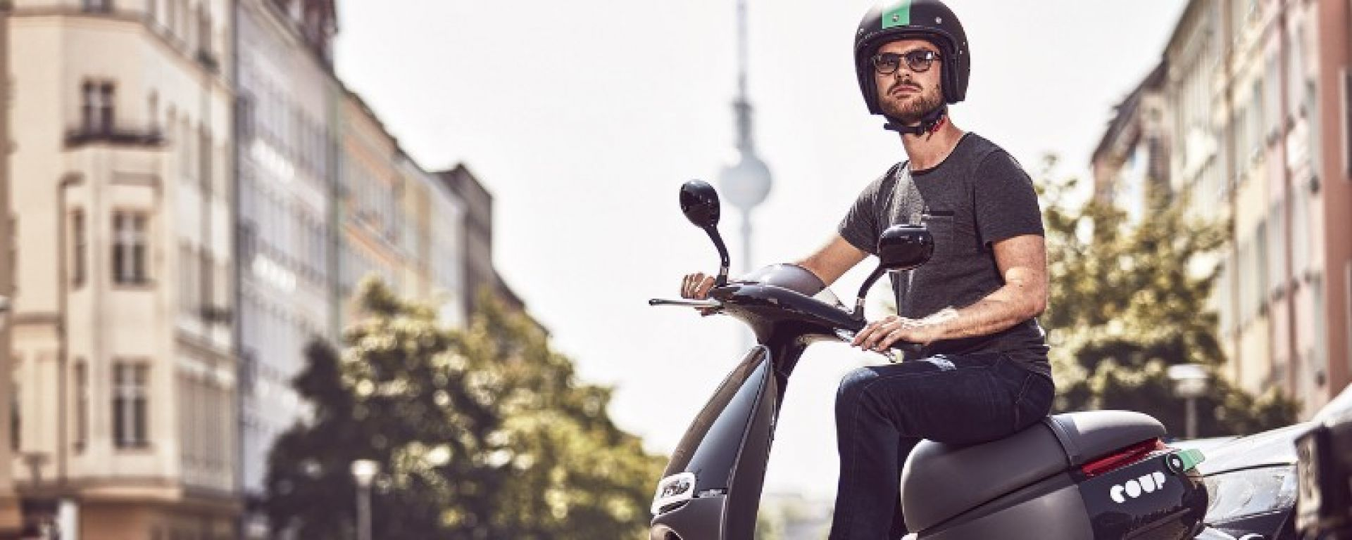 Bosch a Berlino lancia Coup: lo scooter sharing elettrico