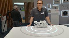EICMA 2019: Bosch presenta le sue soluzioni per sicurezza e connettività - Immagine: 2
